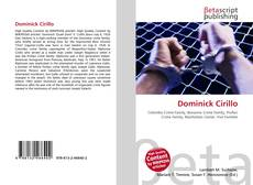 Dominick Cirillo的封面