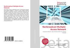 Bookcover of Nonbroadcast Multiple-Access Network