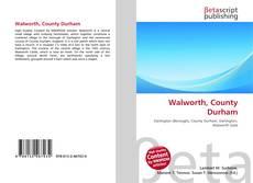 Buchcover von Walworth, County Durham