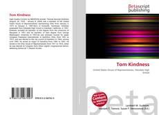 Bookcover of Tom Kindness