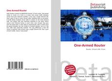 Bookcover of One-Armed Router