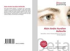 Buchcover von Alain Andre Aurelien Holleville