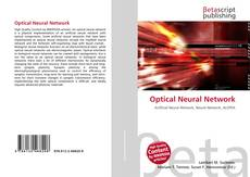 Bookcover of Optical Neural Network
