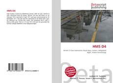 HMS D4 kitap kapağı