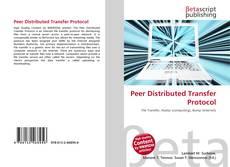 Portada del libro de Peer Distributed Transfer Protocol