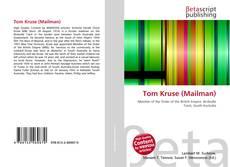Обложка Tom Kruse (Mailman)