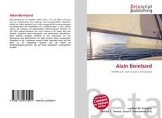 Bookcover of Alain Bombard