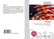 Buchcover von Al Quie