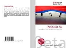 Panchayati Raj kitap kapağı