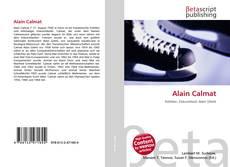 Buchcover von Alain Calmat