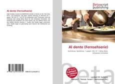 Al dente (Fernsehserie) kitap kapağı