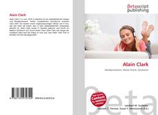 Bookcover of Alain Clark