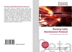Couverture de Routing Table Maintenance Protocol