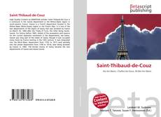 Bookcover of Saint-Thibaud-de-Couz
