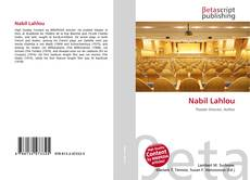 Bookcover of Nabil Lahlou