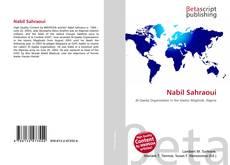 Bookcover of Nabil Sahraoui