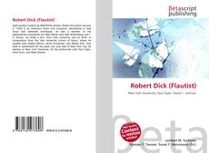 Bookcover of Robert Dick (Flautist)