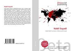 Bookcover of Nabil Sayadi