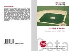 Bookcover of Pancho Herrera