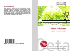 Bookcover of Alain Fleischer