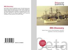 Bookcover of RRS Discovery