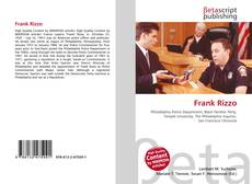 Bookcover of Frank Rizzo