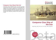Couverture de Conqueror Class Ship of the Line