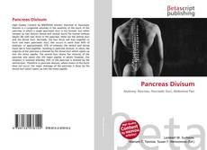 Capa do livro de Pancreas Divisum