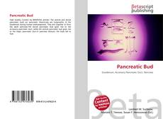 Bookcover of Pancreatic Bud