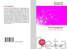 Bookcover of Tom Ljungman