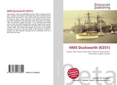 Couverture de HMS Duckworth (K351)