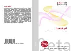 Tom Lloyd的封面