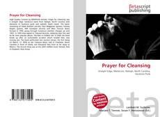 Buchcover von Prayer for Cleansing