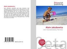 Couverture de Alain Jakubowicz