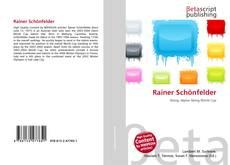 Bookcover of Rainer Schönfelder