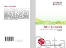 Robert Deschamps的封面