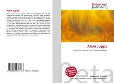 Portada del libro de Alain Juppe