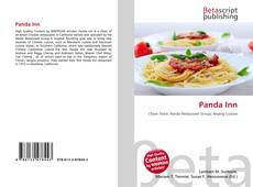 Bookcover of Panda Inn