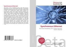 Portada del libro de Synchronous Ethernet