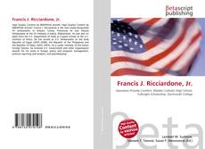 Bookcover of Francis J. Ricciardone, Jr.