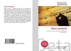 Portada del libro de Alain Lombard