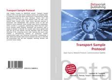 Copertina di Transport Sample Protocol