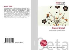 Bookcover of Rainer Zobel