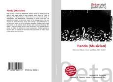Bookcover of Panda (Musician)