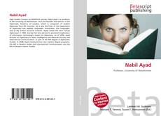 Nabil Ayad kitap kapağı