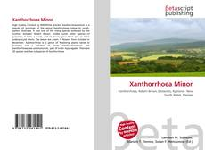 Bookcover of Xanthorrhoea Minor