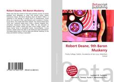 Bookcover of Robert Deane, 9th Baron Muskerry