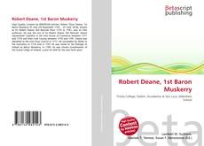 Bookcover of Robert Deane, 1st Baron Muskerry