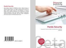 Bookcover of Panda Security