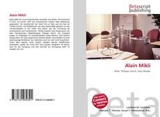 Couverture de Alain Mikli